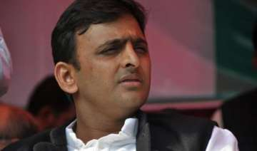 akhilesh hits out at bjp accuses it of dividing...