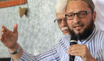 owaisi hits out at sena seeks action against...