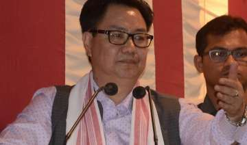 i eat beef can somebody stop me asks kiren rijiju...