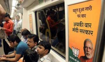 delhi polls give equal opportunities for poll ads...