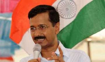 aap completes one in power cm kejriwal to issue...