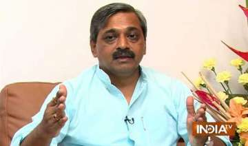 bjp hits out at arvind kejriwal for protecting...