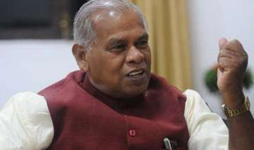 jitan ram manjhi quits legislative assembly seat...
