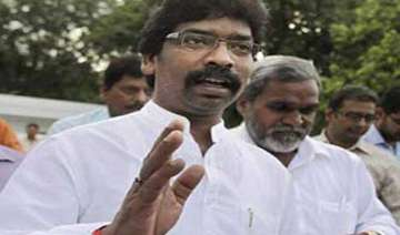 jharkhand leader of opposition flays cm for...