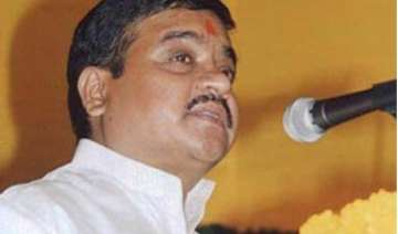 senior ncp leader r r patil in critical condition...