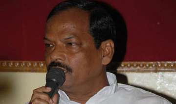 raghubar das forbids party workers from staging...