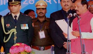 in pics jharkhand bids 2014 goodbye with stable...
