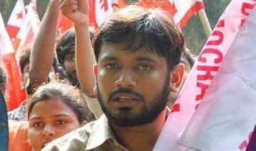 bjp welcomes jnu student s union president s...