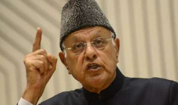 farooq abdullah asks centre to engage pak to stop...