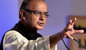 gst to be on top priority arun jaitley - India TV