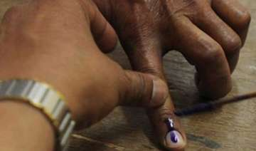 45 percent polling in hyderabad polls stray...