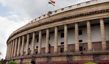 walkout in lok sabha over black money - India TV