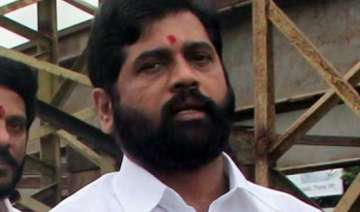 thane police step up security for eknath shinde...