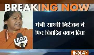 after uproar in parliament union minister regrets...