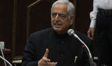 opposition disrupts jammu and kashmir assembly...