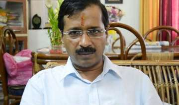 kejriwal made no formal request for control over...