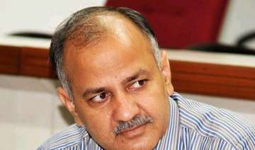 sisodia to file nomination tomorrow - India TV