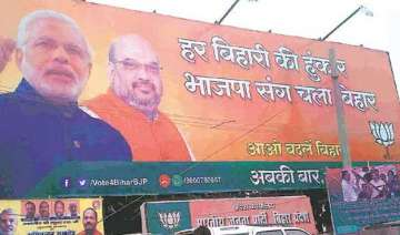 poster wars reach a crescendo in patna ahead of...