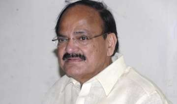 venkaiah naidu lashes out at pakistan mp s remark...