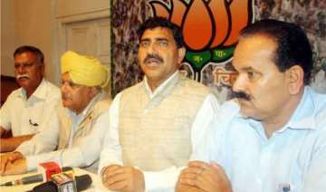 we want stable government in kashmir says bjp -...
