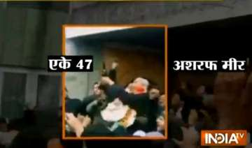 in video pdp mla who defeated omar abdullah...