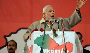 2014 year of high for narendra modi and bjp -...