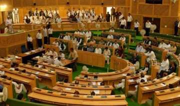 truck attack opposition stages walkout from j k...