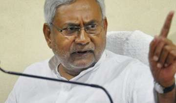 nitish kumar to make denial of spl status a major...