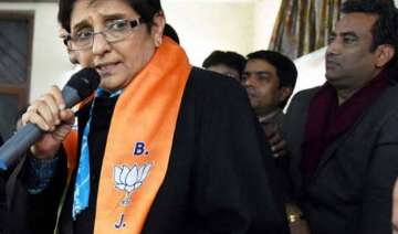 kiran bedi has two voter id cards ec examining...