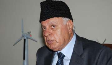 farooq dismisses demand to curtail amaranth yatra...