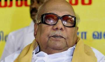 dmk chief condemns attack on students - India TV