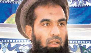 sena stages protest against release of lakhvi -...