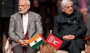 j k cm mufti mohammad syeed to meet pm modi today...