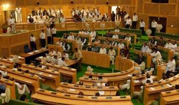 suspension of two nc members from j k assembly...