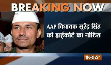 delhi hc issues notice to another aap mla over...