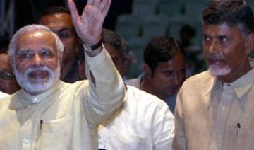 pm modi to lay foundation stone of andhra s new...