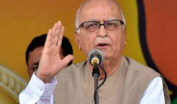 advani hails teachings of rss - India TV