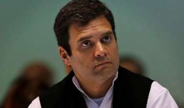 rahul gandhi s elevation most likely in aicc s...