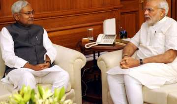 nitish holds sushil modi responsible for fall out...