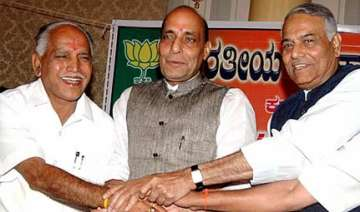 bjp high command has a new formula to end...