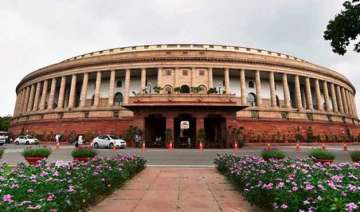 decision on winter session of parliament likely...