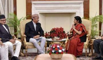 india wants nepal to credibly address challenges...