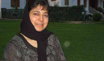 mehbooba mufti to be new member of modi s cabinet...