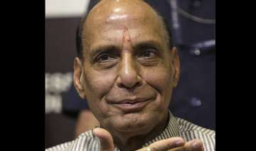 no compromise on india s integrity rajnath singh...