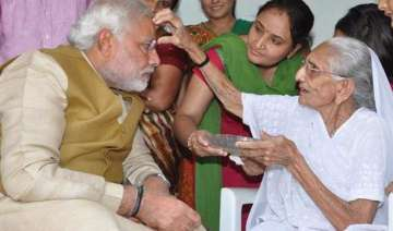 may 16 modi remembers his mother on 1st...