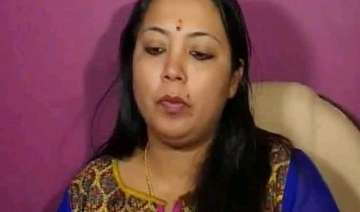congress mla rumi nath arrested for alleged links...