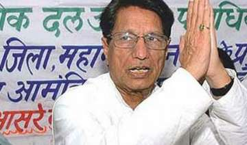 ajit singh demands obc status for jats in central...