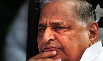 ncp quits third front cites mulayam s pro bjp...