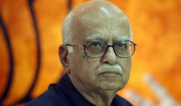 lk advani the marg darshak has reasons to be so...
