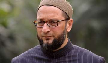 asaduddin owaisi questions growth with justice...